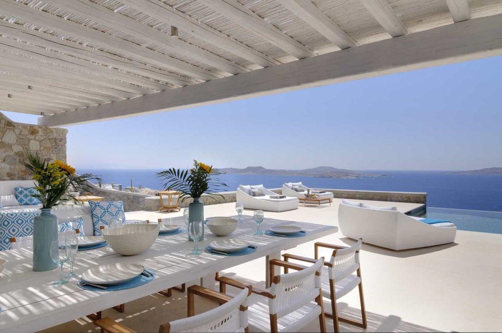 Mykonos luxury villa Rene10