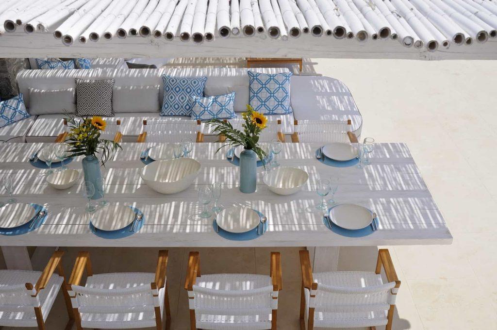 Mykonos luxury villa Rene11