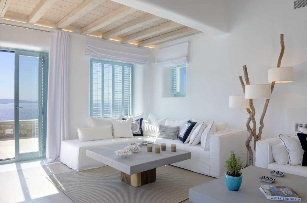 Mykonos luxury villa Rene12