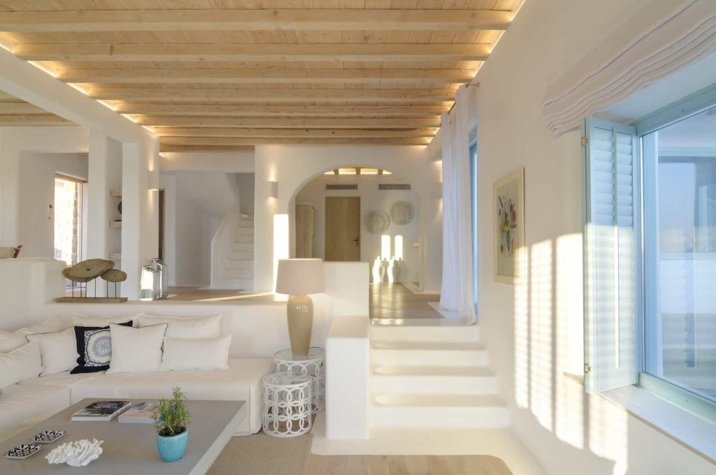 Mykonos luxury villa Rene15