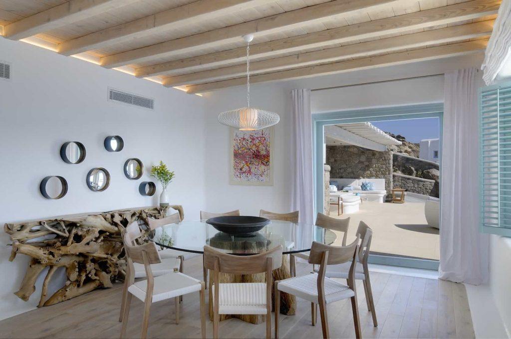 Mykonos luxury villa Rene16