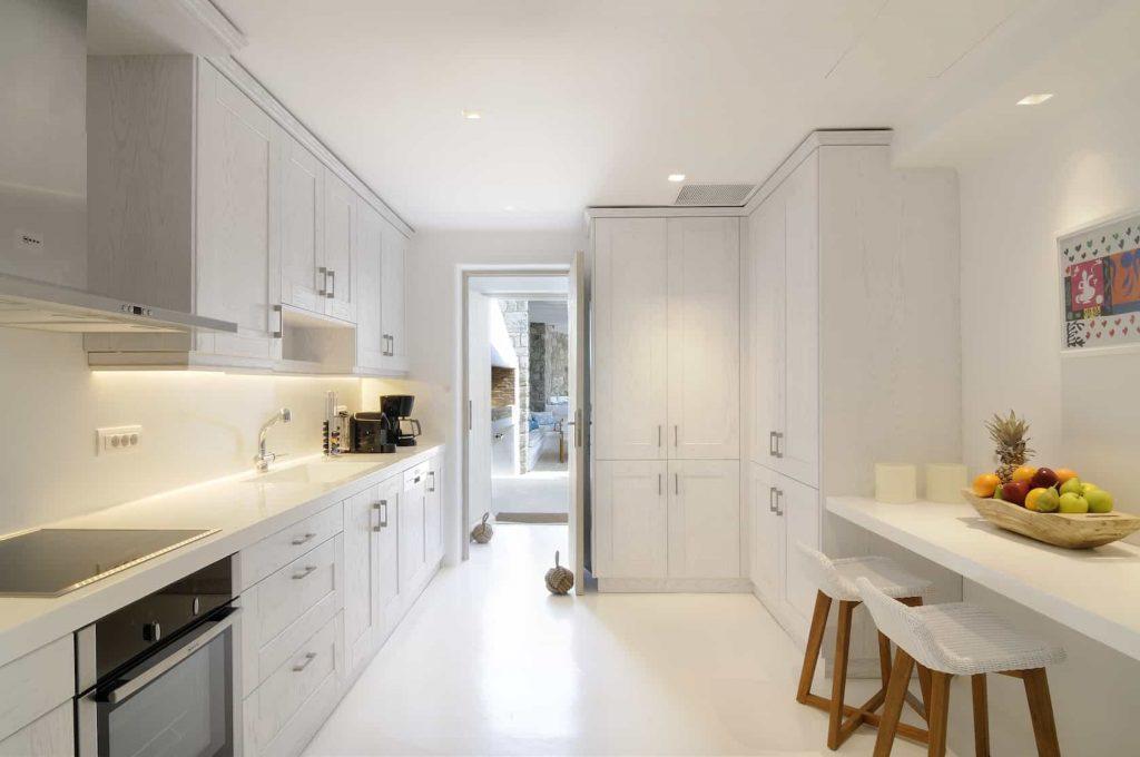 Mykonos luxury villa Rene17