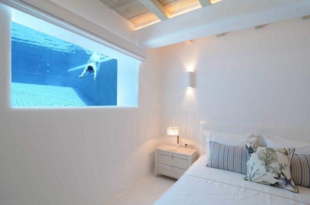 Mykonos luxury villa Rene23