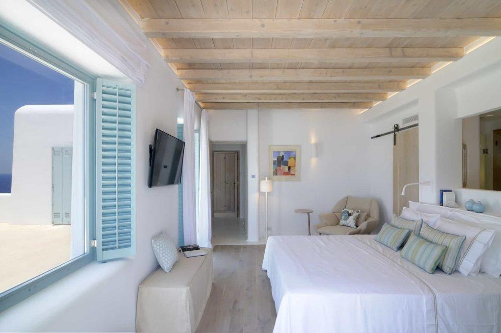 Mykonos luxury villa Rene27