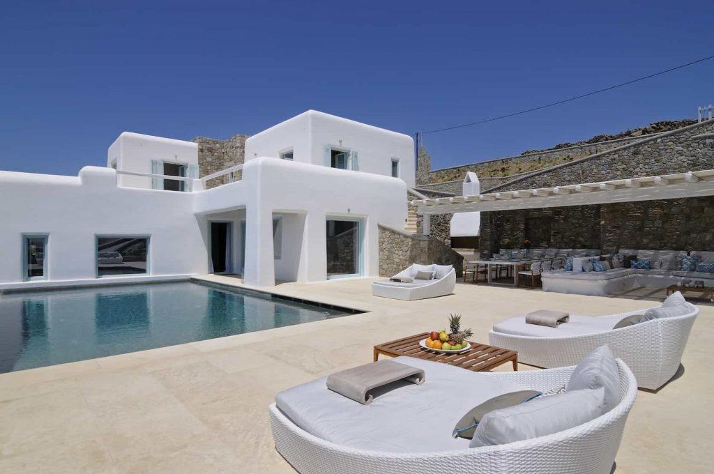 Mykonos luxury villa Rene3