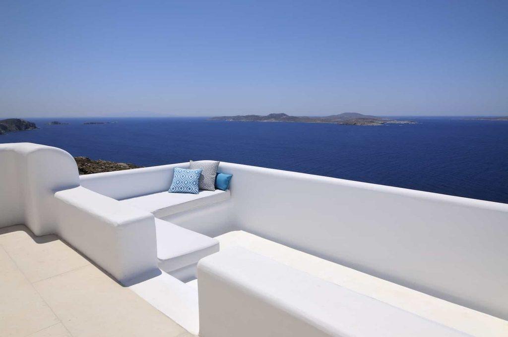 Mykonos luxury villa Rene30