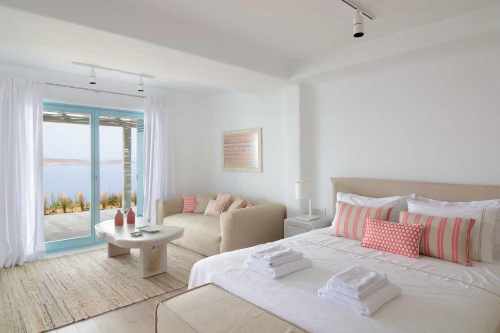 Mykonos luxury villa Rene31