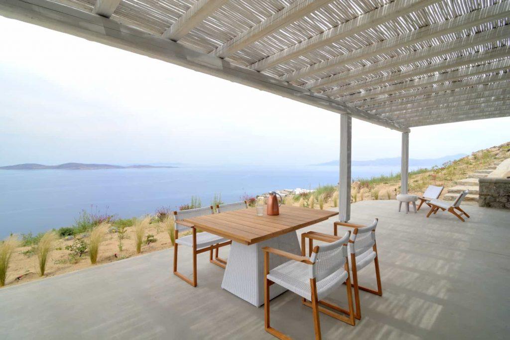 Mykonos luxury villa Rene32
