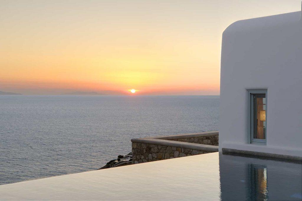 Mykonos luxury villa Rene35