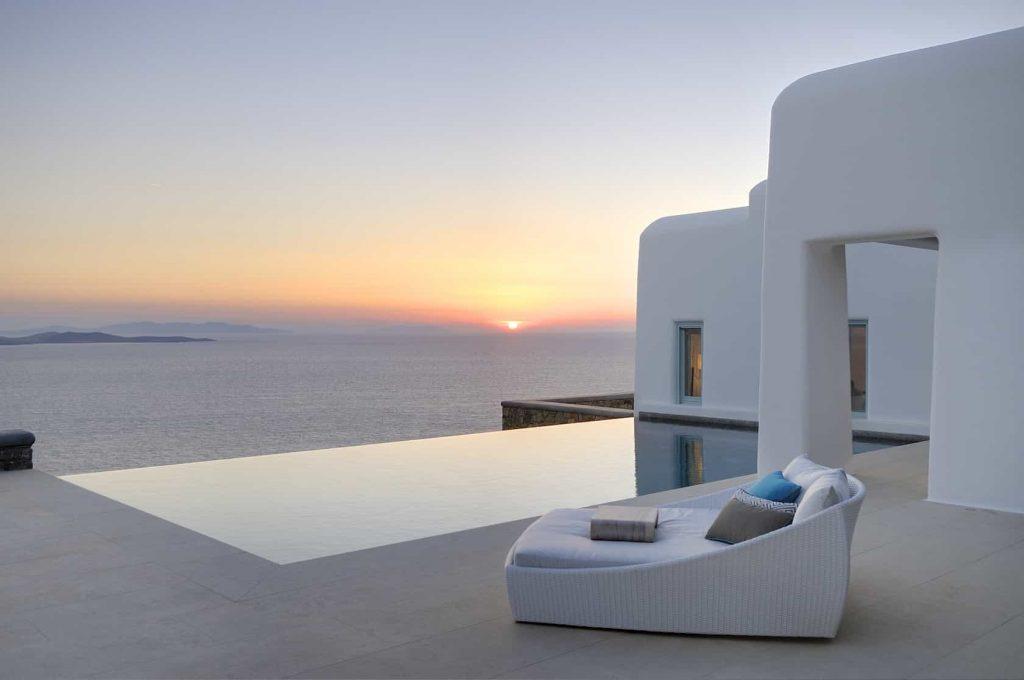Mykonos luxury villa Rene36