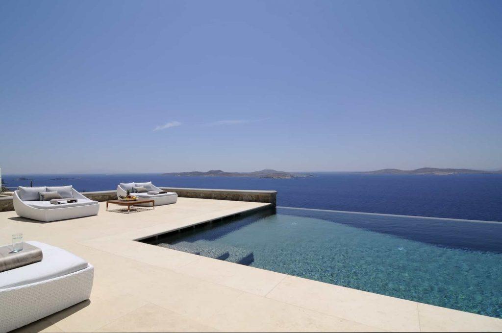 Mykonos luxury villa Rene4