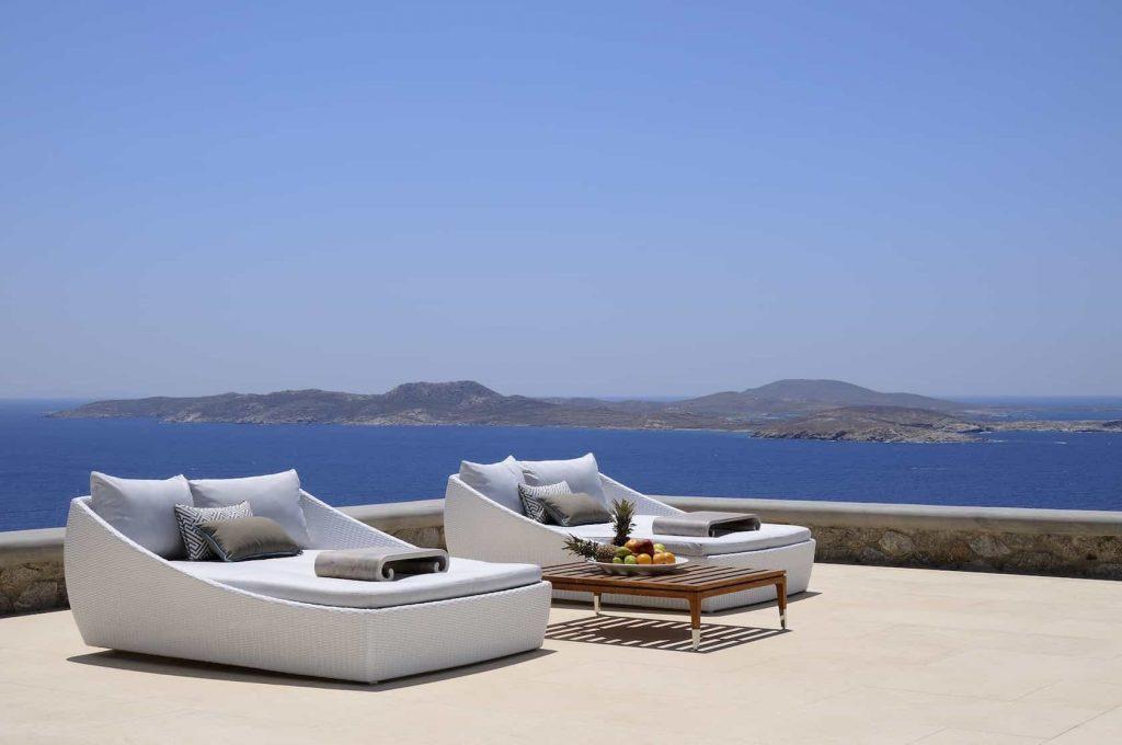 Mykonos luxury villa Rene6