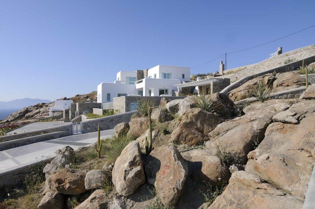 Mykonos luxury villa Rene7