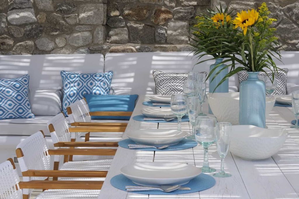 Mykonos luxury villa Rene9