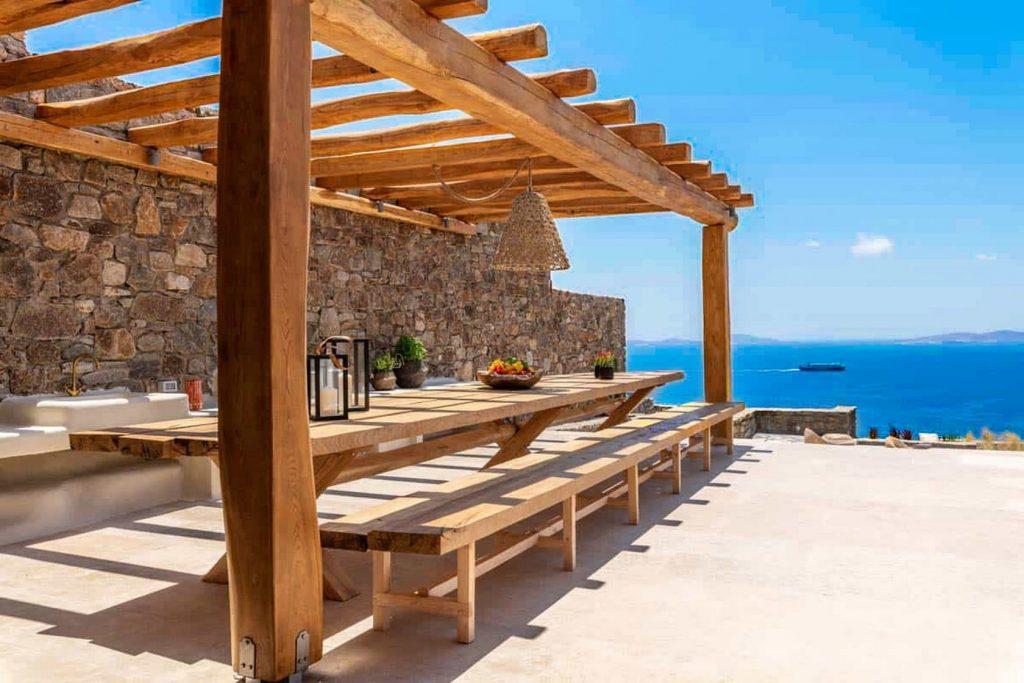 Mykonos Luxury Villa Ria Mar13