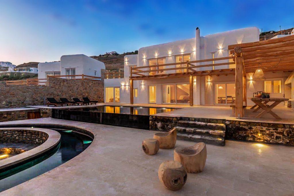 Mykonos Luxury Villa Ria Mar30