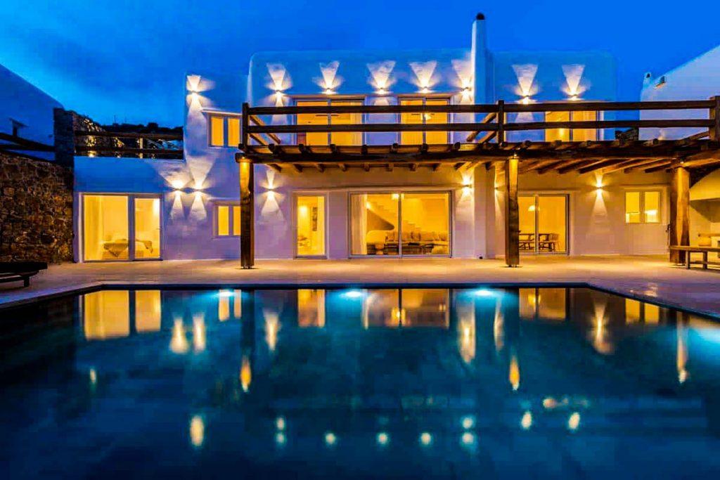 Mykonos Luxury Villa Ria Mar32