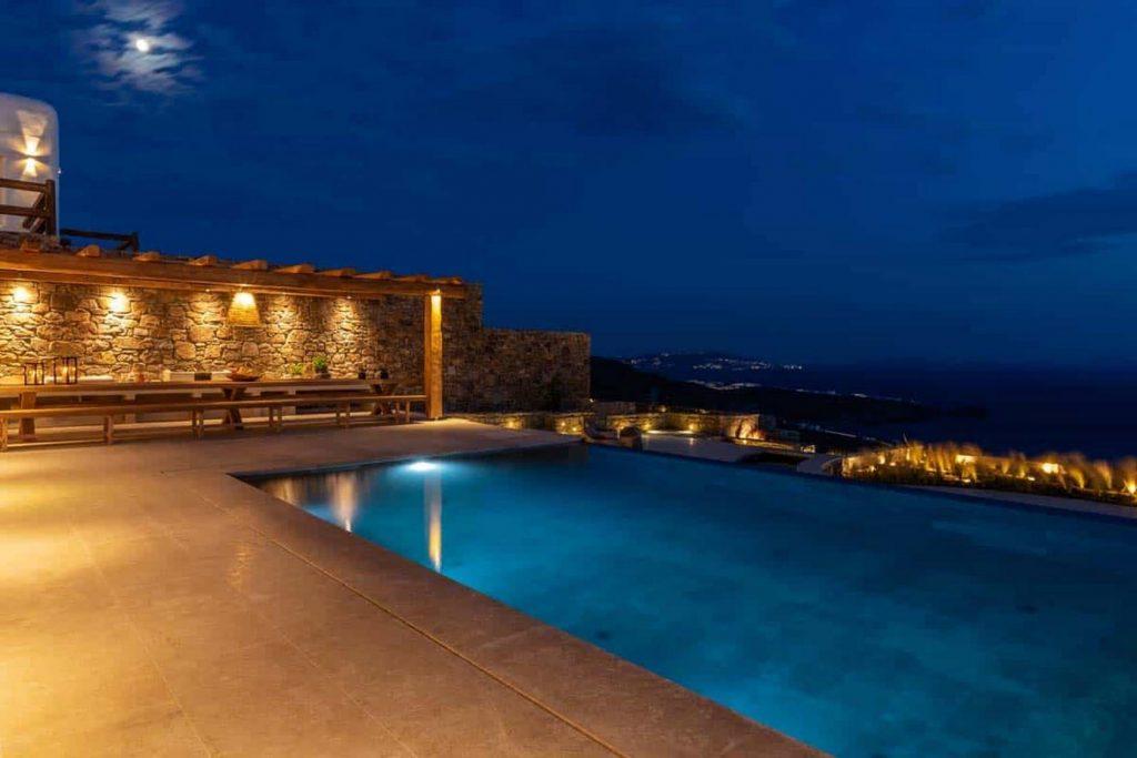 Mykonos Luxury Villa Ria Mar33