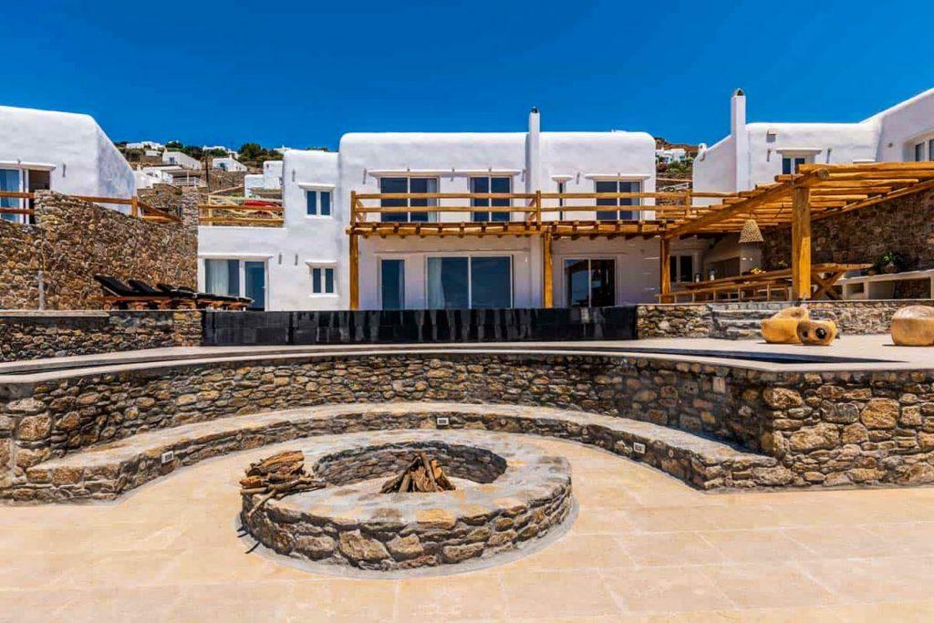 Mykonos Luxury Villa Ria Mar9