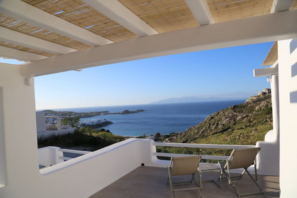 Mykonos Luxury Villa Rose 15