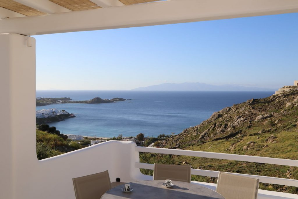 Mykonos Luxury Villa Rose 17