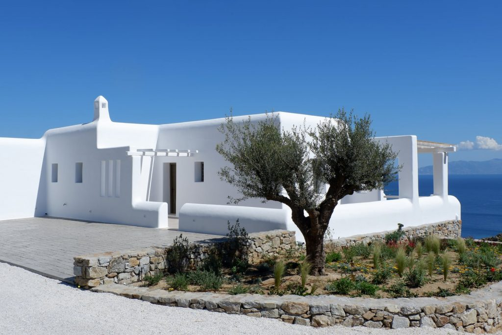 Mykonos Luxury Villa Rose 6