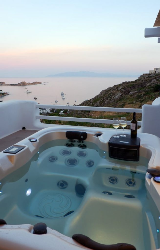 Mykonos Luxury Villa Rose 9