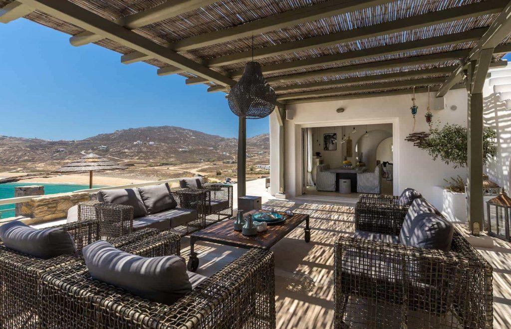 Mykonos luxury villa Savina17