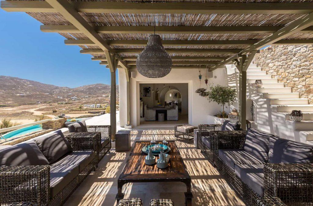 Mykonos luxury villa Savina19