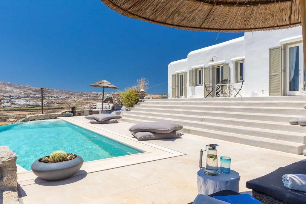 Mykonos luxury villa Savina22
