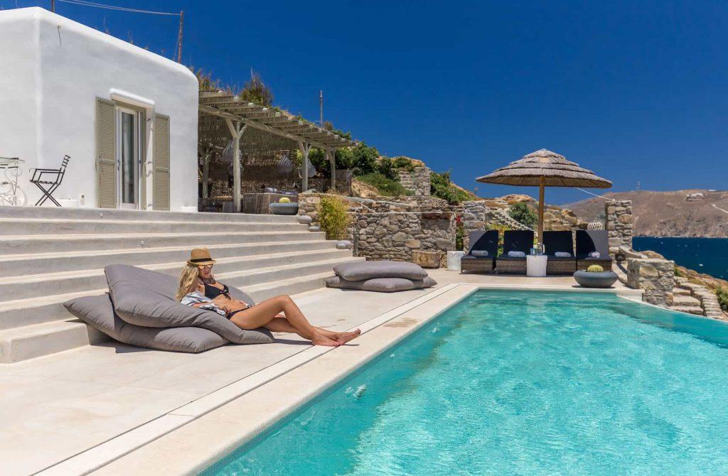 Mykonos luxury villa Savina24