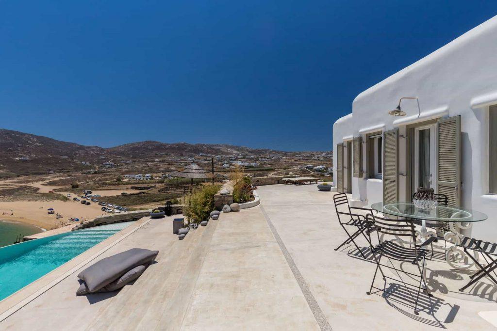 Mykonos luxury villa Savina25