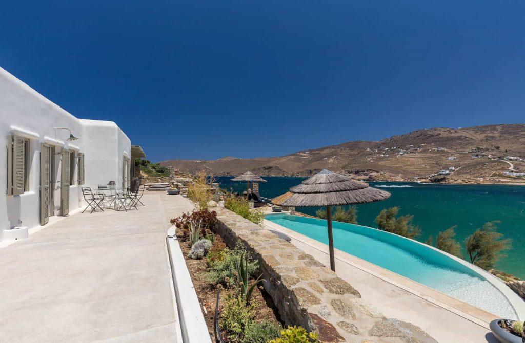 Mykonos luxury villa Savina26