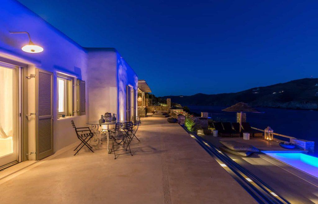 Mykonos luxury villa Savina31