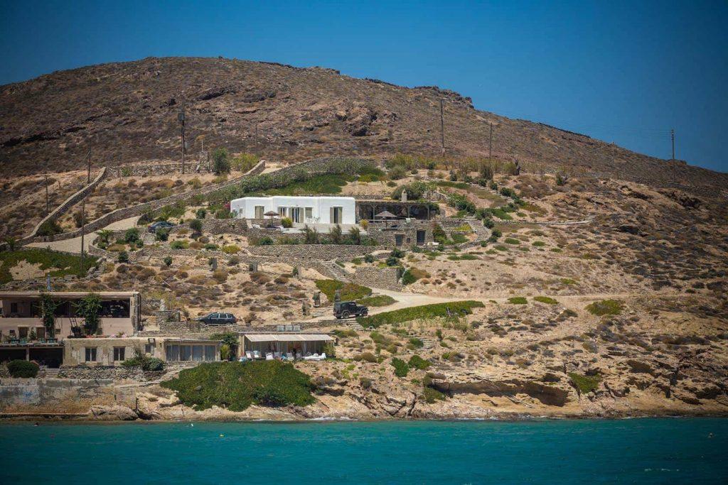 Mykonos luxury villa Savina40