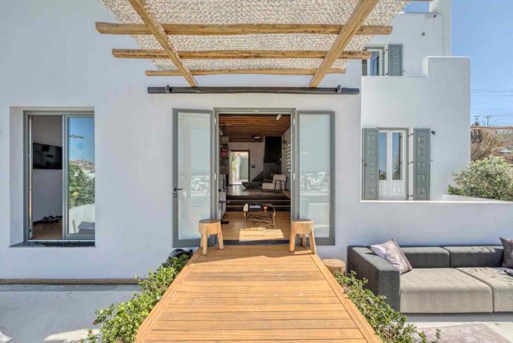 Mykonos Luxury Villa Selene11