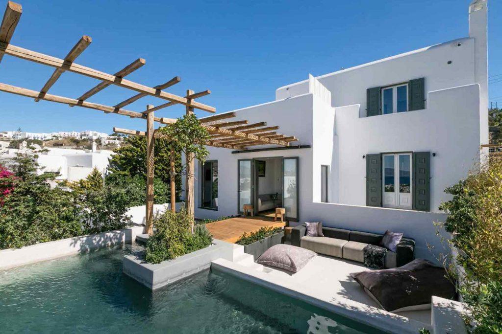 Mykonos Luxury Villa Selene12