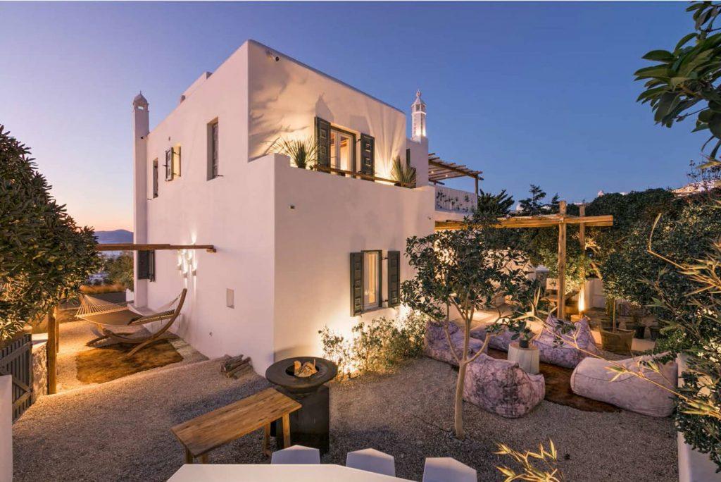 Mykonos Luxury Villa Selene2