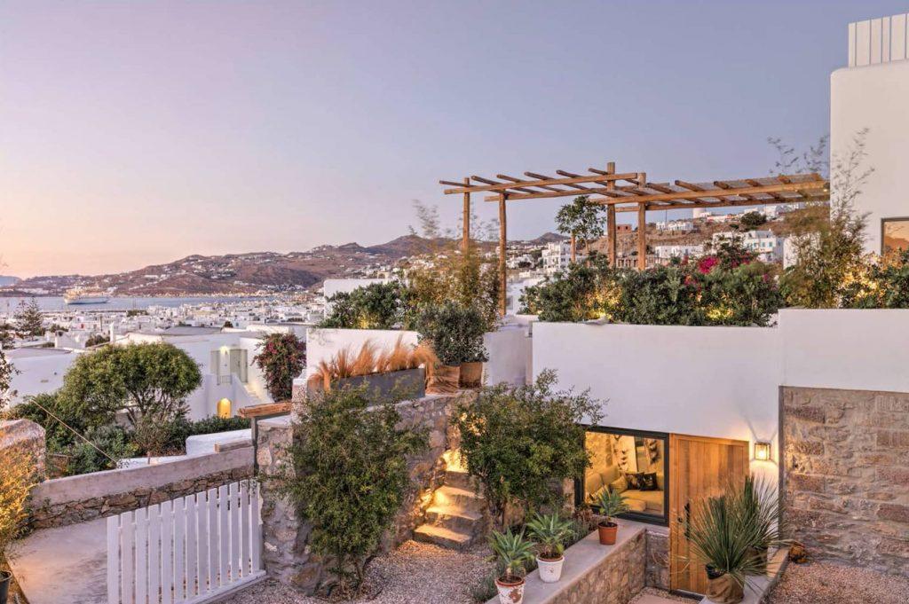 Mykonos Luxury Villa Selene3