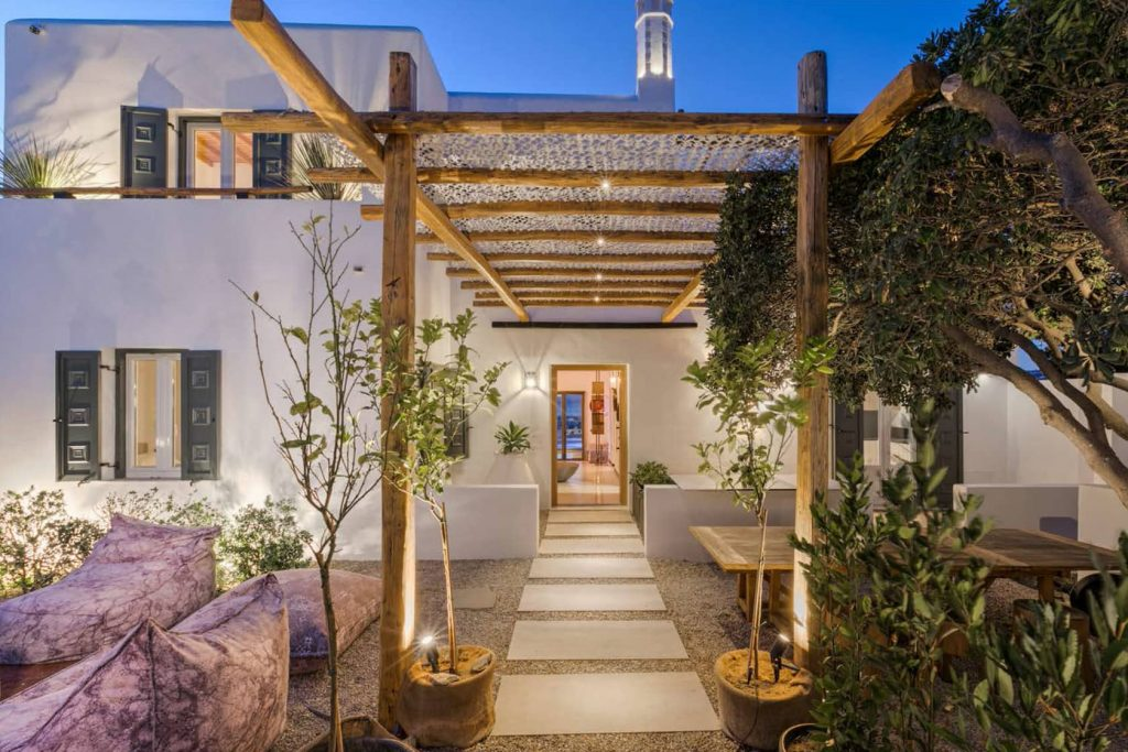 Mykonos Luxury Villa Selene4