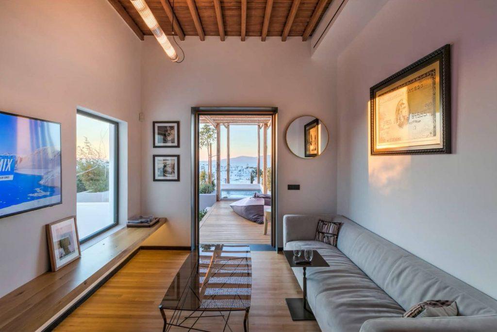 Mykonos Luxury Villa Selene8