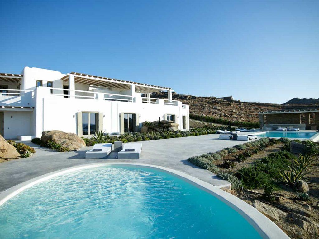Mykonos luxury villa Serifos3
