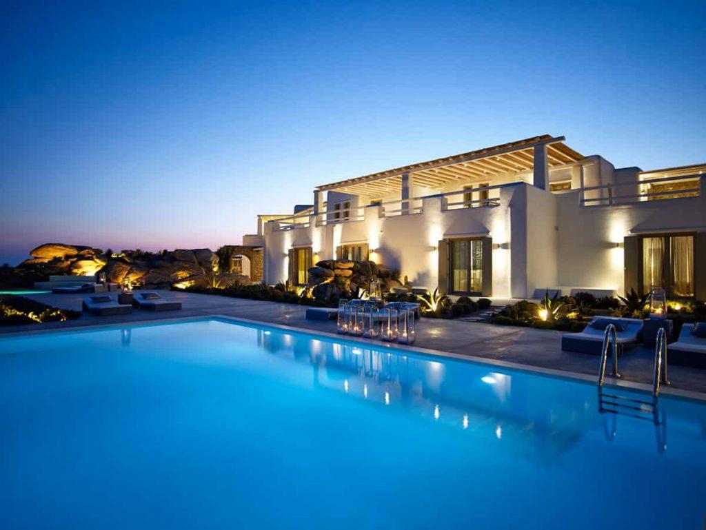 Mykonos luxury villa Serifos8
