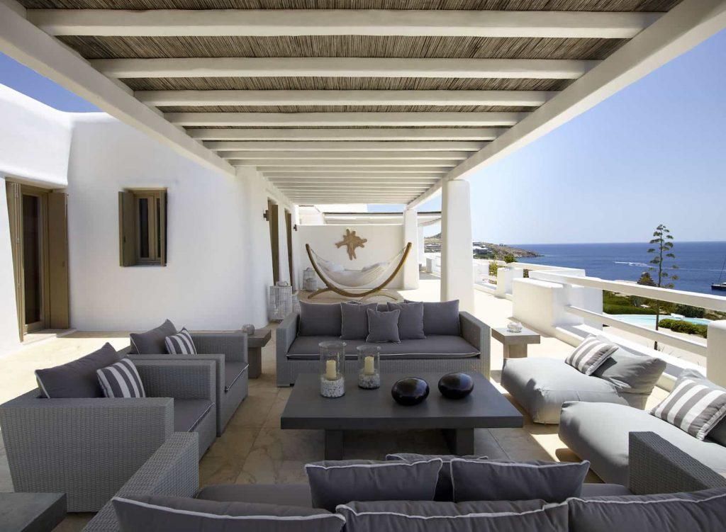 Mykonos luxury villa Sifnos9
