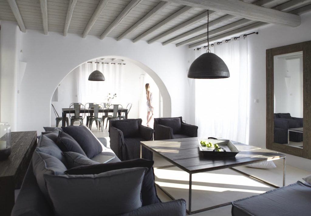 Mykonos Luxury Villa Star Light10