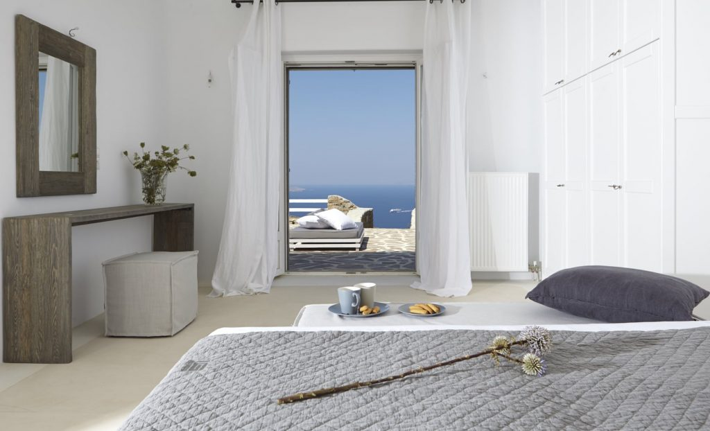 Mykonos Luxury Villa Star Light12