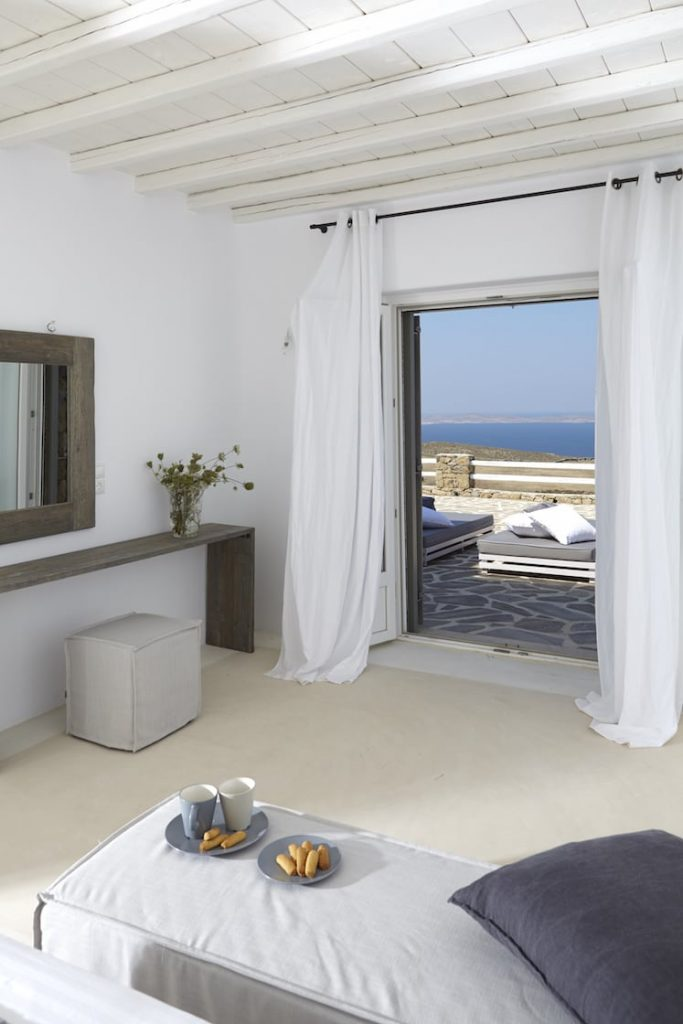 Mykonos Luxury Villa Star Light13
