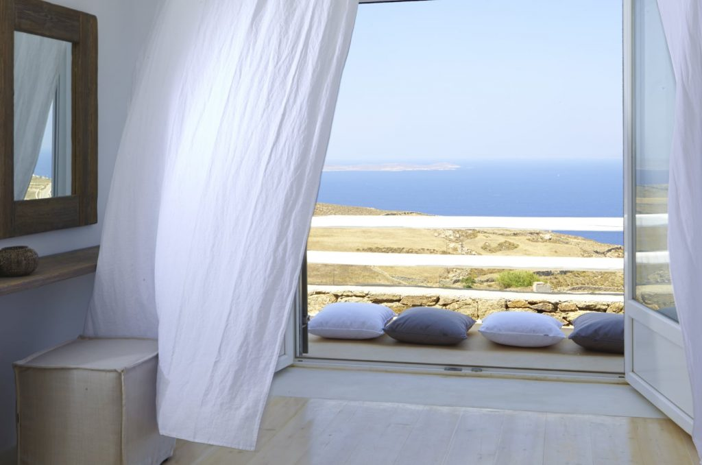 Mykonos Luxury Villa Star Light14