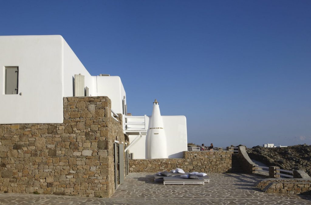 Mykonos Luxury Villa Star Light16