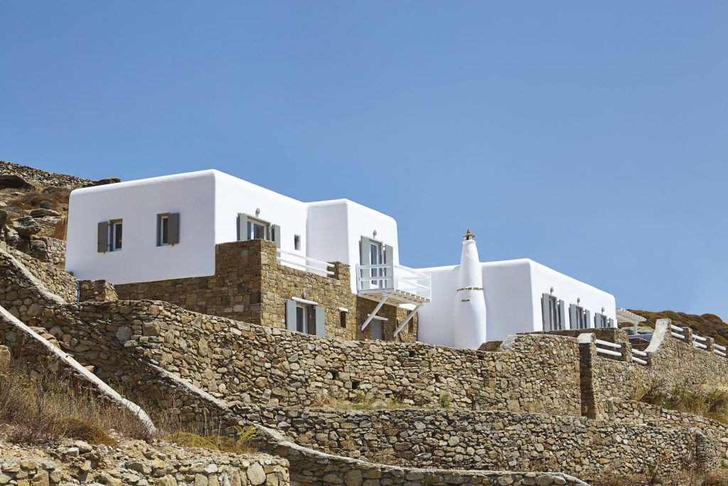 Mykonos Luxury Villa Star Light18